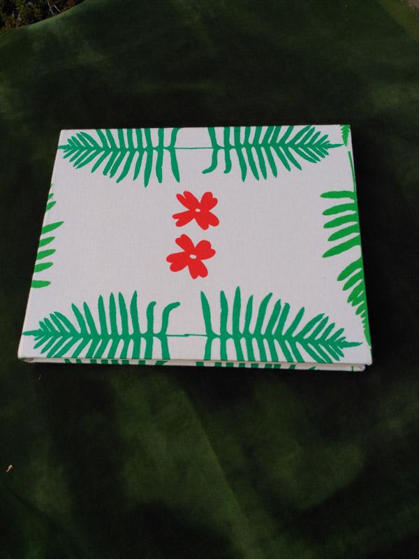 Cuadernos ecológicos Helechos