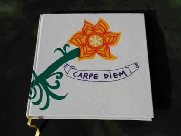 Cuaderno Flor hexafolia
