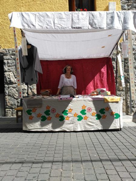Mercado medieval en Panticosa 1