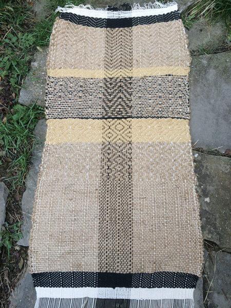 las alfombras de cáñamo 1